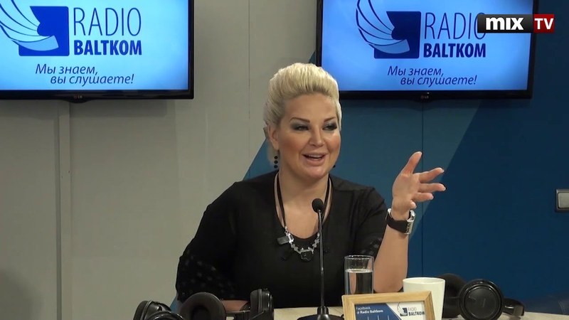 Оперная певица, актриса Мария Максакова в программе Встретились, поговорили MIXTV