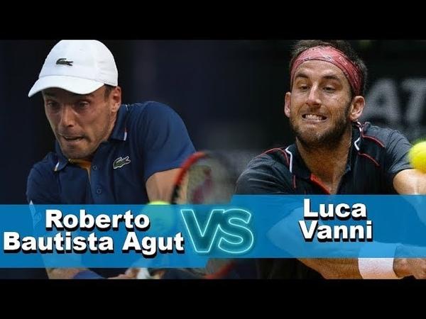 Roberto Bautista Agut vs Luca Vanni Highlights ST. PETERSBURG 2018