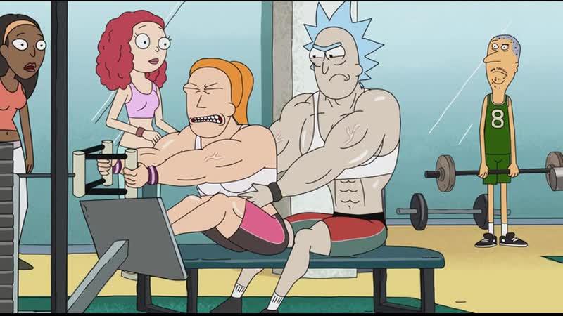 Rick and Morty s01e09