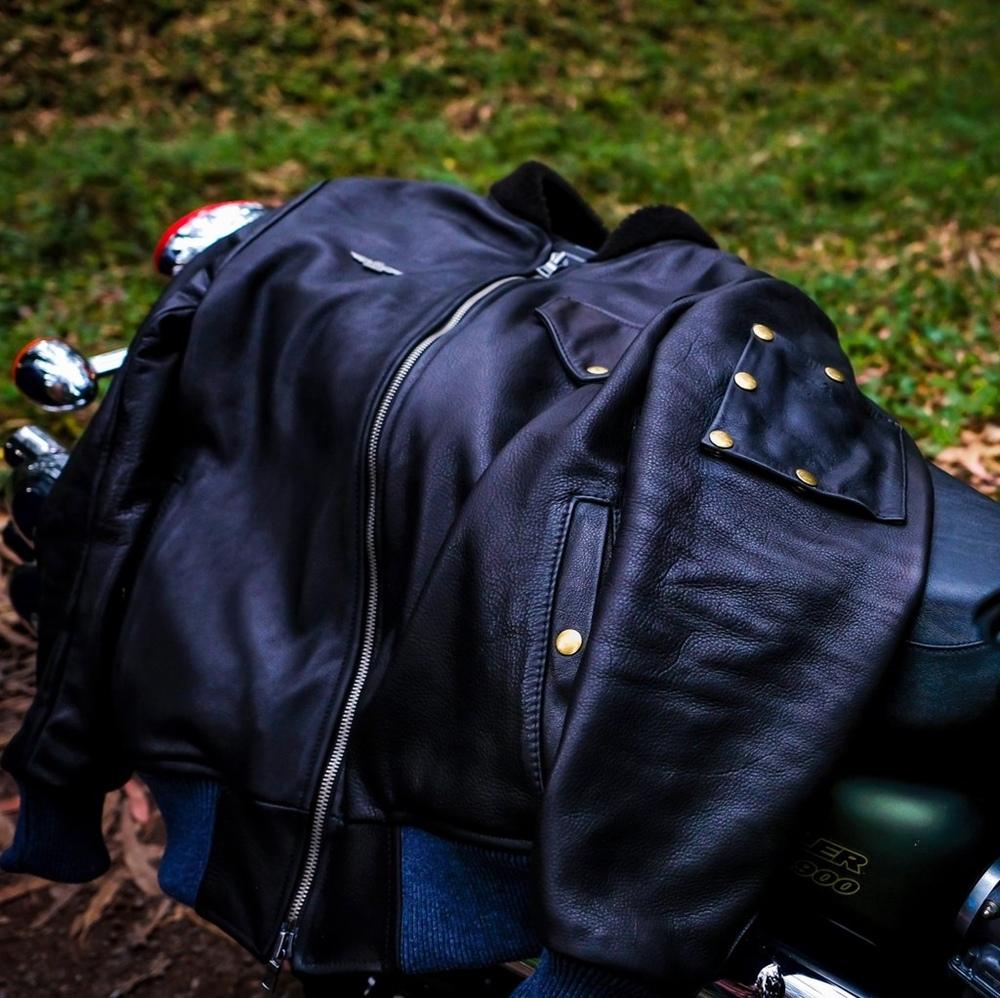Мотокуртка Vaktare M.G. Aviator