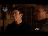 DCTV Elseworlds Crossover Sneak Peek #3 Superman and Lois Lane Meet Barry u0026 Oliver HD RUS
