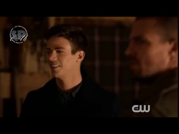 DCTV Elseworlds Crossover Sneak Peek 3 Superman and Lois Lane Meet Barry u0026 Oliver HD RUS