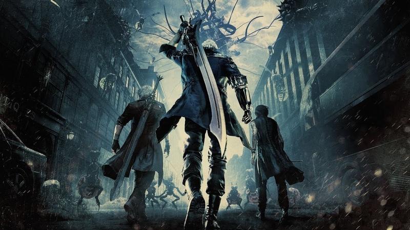 Devil May Cry 5 Xbox Exclusive Demo на русском!