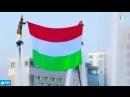 В честь 27-й годовщины государственной независимости Таджикистана в Душанбе впервые прошло Flyboard show