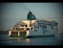Гордость Ирландии Самый Большой В Мире Автомобильный Паром Истории Удивительных Кораблей