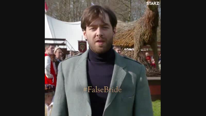 RikRankin has something to say to you, Outlander fans!