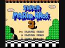 Super Mario Bros 3 прохождение денди