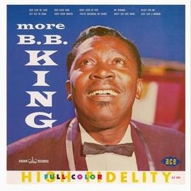 B.B. King альбом More B.B. King