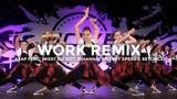 WORK REMIX - A$AP Ferg, Missy Elliott, Rihanna, Britney Spears, Beyonc