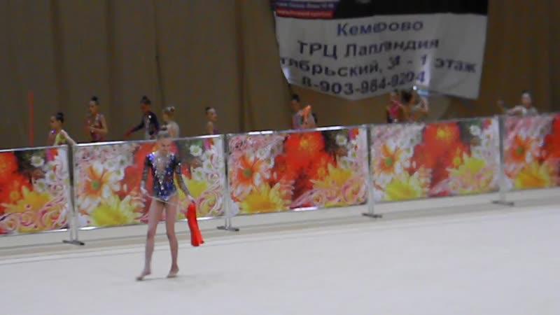 Художественная гимнастика в Кузбассе мои ролики