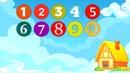 Мультик для детей Учимся считать от 1 до 10 с песенкой Domik TV