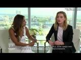 Интервью Эмбер Хёрд для ET Canada о движении #MeToo и роли в «Аквамене» (русские субтитры)