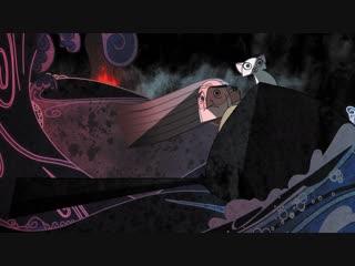Тайна аббатства Келлс / Брендан и секрет Келлов / The Secret Of Kells (2009) Томм Мур / Tomm Moore (пер. многоголосый) HD 720