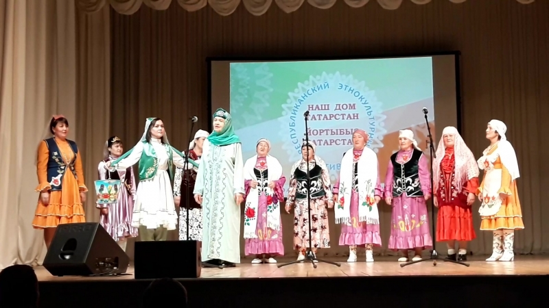 Лениногорск шәһәре мәдәният сараенда Йортыбыз- Татарстан республика этно-мәдәни фестиваленең зона туры узды.