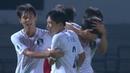 Tajikistan 1 1 Korea Republic AFC U16 Malaysia 2018 Semi finals
