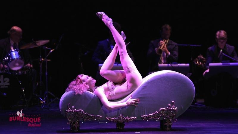 The 9th Annual New Orleans Burlesque Festival Miss Miranda