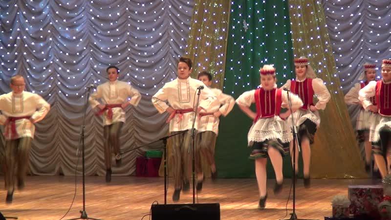 бел.танец Полька-кокетка