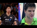 Mizutani Vs Ovtcharov - Epic Rivalry (Spectacular Points)