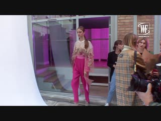 Litkovskaya Presentation Spring-Summer 2019   Fashion Report Paris