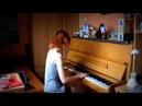 Nirvana - Heart-shaped Box - piano arrangement