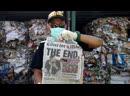 Wir sind keine Müllkippe Asien wehrt sich gegen Müll aus dem Westen