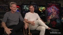 Cary Elwes and Dacre Montgomery talk Stranger Things 3 and what they binged on Netflix