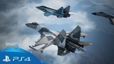 Ace Combat 7 Multiplayer Trailer PS4