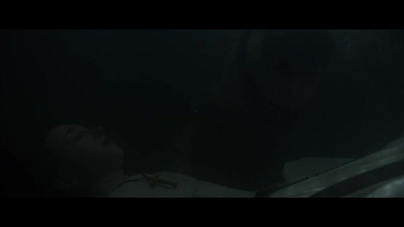 The Nun - drowning