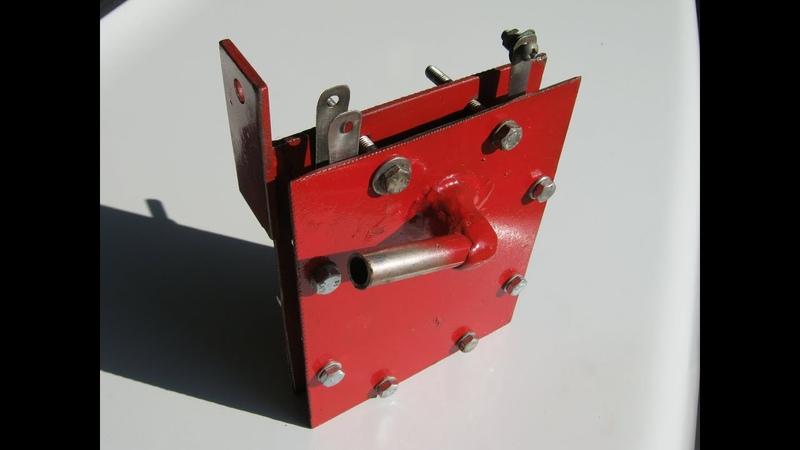 Тестируем электролизёр 13 ампер