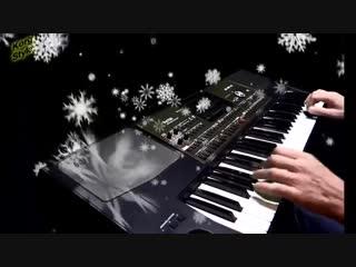Korg Pa 700 - KorgStyle MM-Snow falls_ Dance Bass DemoVersion