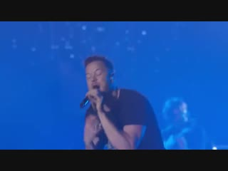 Imagine Dragons-Believer ft. Lil Wayne (Live From College Football National Championship)