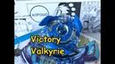 Victory Valkyrie РАСПАКОВКА и ОБЗОР нового волчка Бейблэйд Бёрст Виктори Валкери