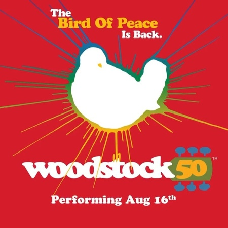 """Miley Cyrus on Instagram: """"It's Woodstock's 50th and I'll be there! Come party ! I perform on Friday! ❤️❤️❤️ which means I got the whole rest of th..."""