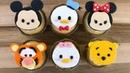 How to make Disney Tsum Tsum cupcakes 5 mins | Irma's fondant cakes