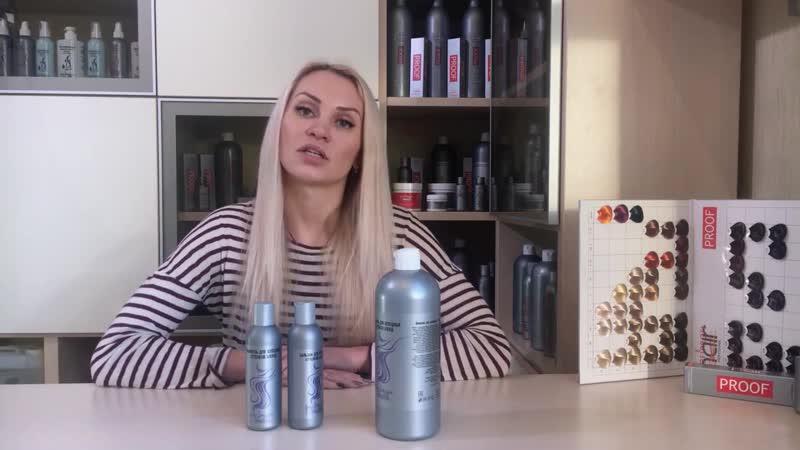 SOFIPROFI Софипрофи Шампунь и бальзам для холодных оттенков Блонд