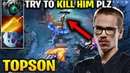 They Tried to Kill Him But NOPE He is TOPSON The TI WINNER