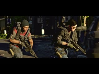 Tom Clancy's The Division 2: Open Beta Trailer   Ubisoft [NA]