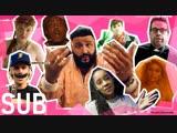 SUB Khaleds Voice &amp Bieber's Tache
