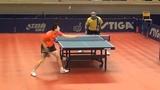 Ma Long vs Sharath Kamal Achanta Swedish open 2011