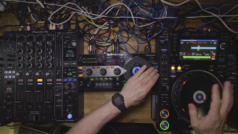 The art of DJing James Zabiela - RMX Demo