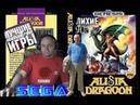 Sega Mega drive 2 Alisia Dragoon Алисия Драгун Лихие 90е Игра нашего детства 90х Вячеслав