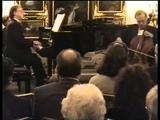 Wolfgang Amadeus Mozart Andantino for cello and piano KV 374g