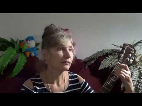 Подарок Алёне Кравченко (Слова и музыка Наталии Шолом). Исполняет автор.