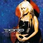 Doro альбом Let Love Rain on Me