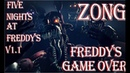 Five Nights at Freddy's Прохождение [Крик z0nga в конце]ХОРРОР ИГРЫ НА РУССКОМ