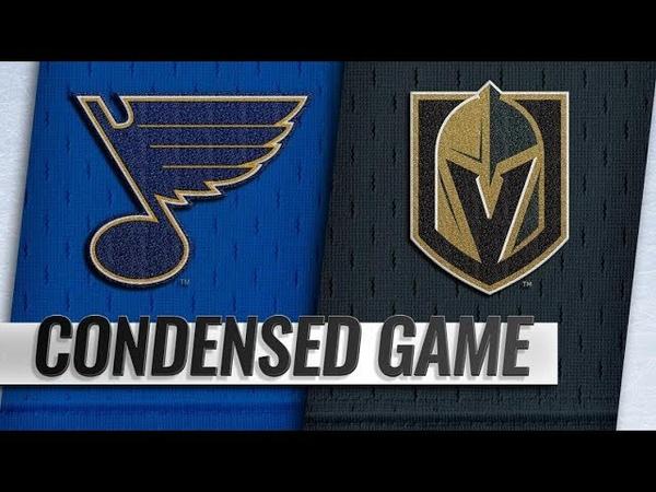 St. Louis Blues vs Vegas Golden Knights | Nov.16, 2018