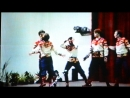 танец русская задорная пост Авдеева.П.П исп анс танца из Сибири Шахтёрский огонёк Венгрия