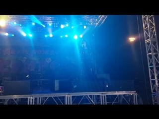 Певица Азиза о техническом сопровождении её выступления в городе Свирске (Иркутская область)