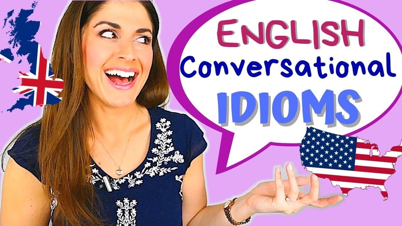 10 English Idioms and Phrases for an AMAZING English Conversation