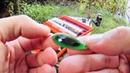 Рыбалка Небольшой обзор новых колеблющихся блесен Окунь на KEITECH Swing Impact in 2 Inch